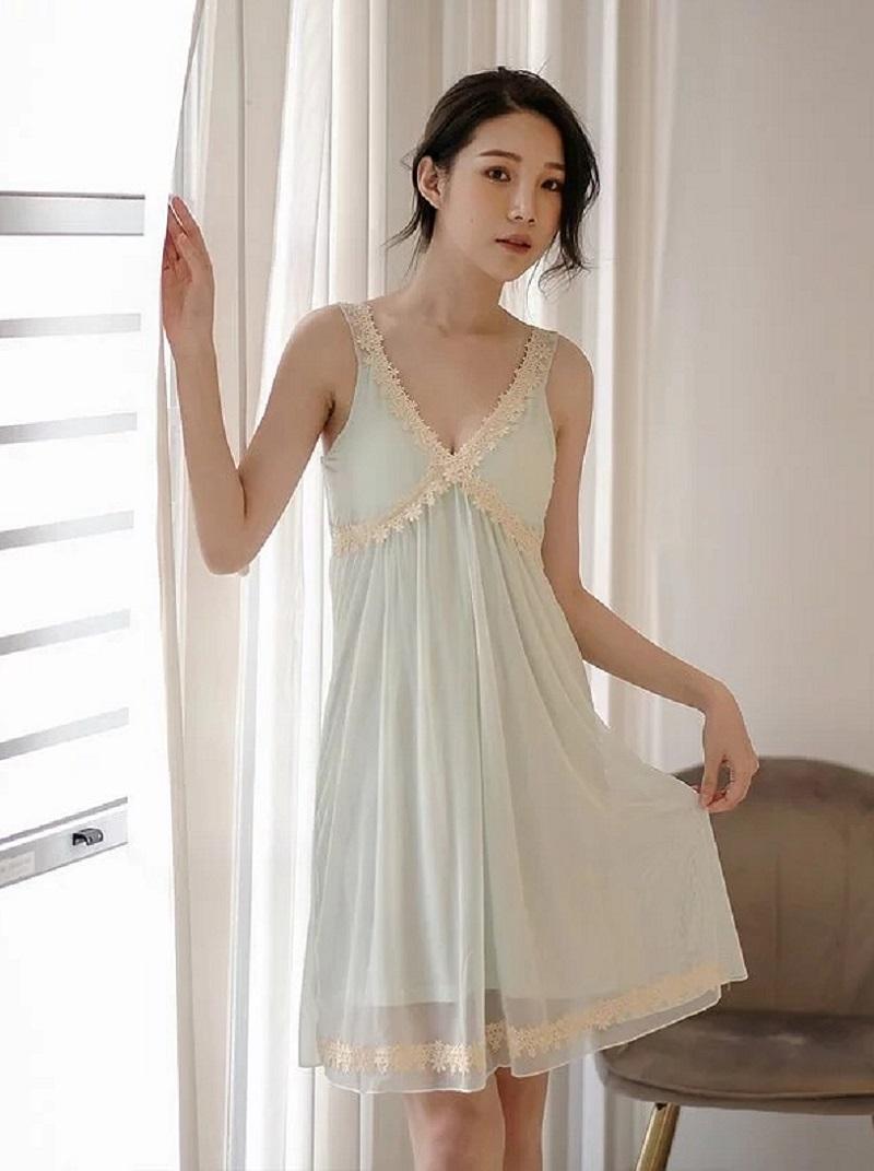 漫漫花仙子 罩杯式睡裙