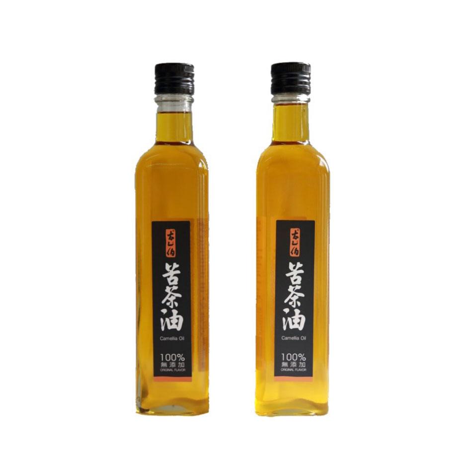 《古乙伯》苦茶油 (500ml /2瓶)