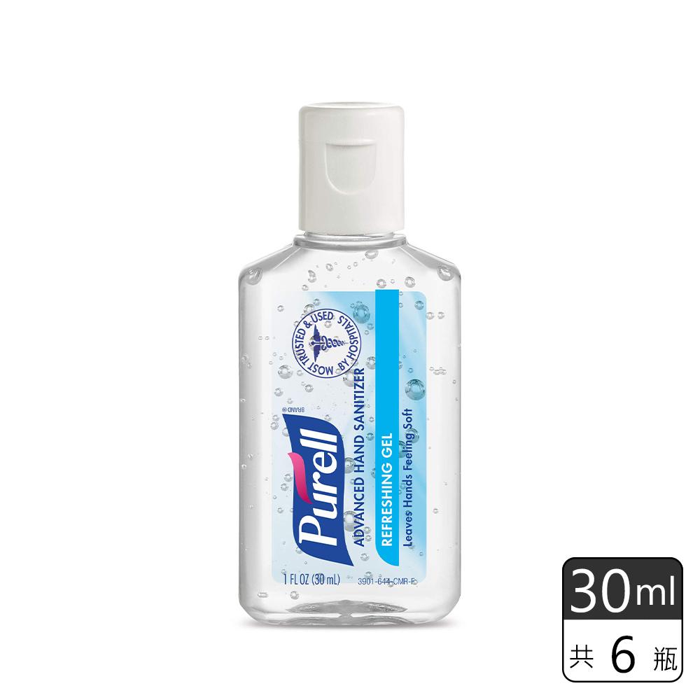 《Purell普瑞來》乾洗手凝露 (30ml*6瓶)