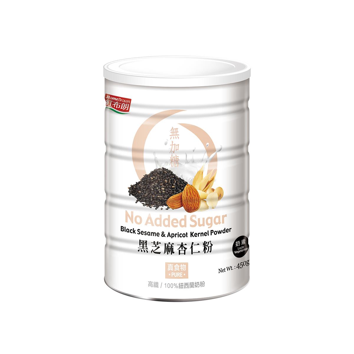 《紅布朗》黑芝麻杏仁粉 (450g)