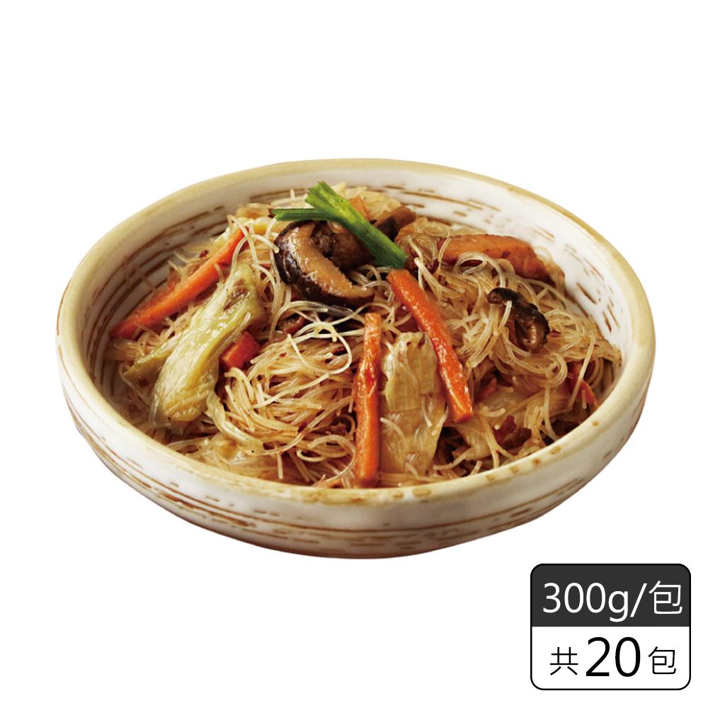 《素日子》經典台式炒米粉 (20包)