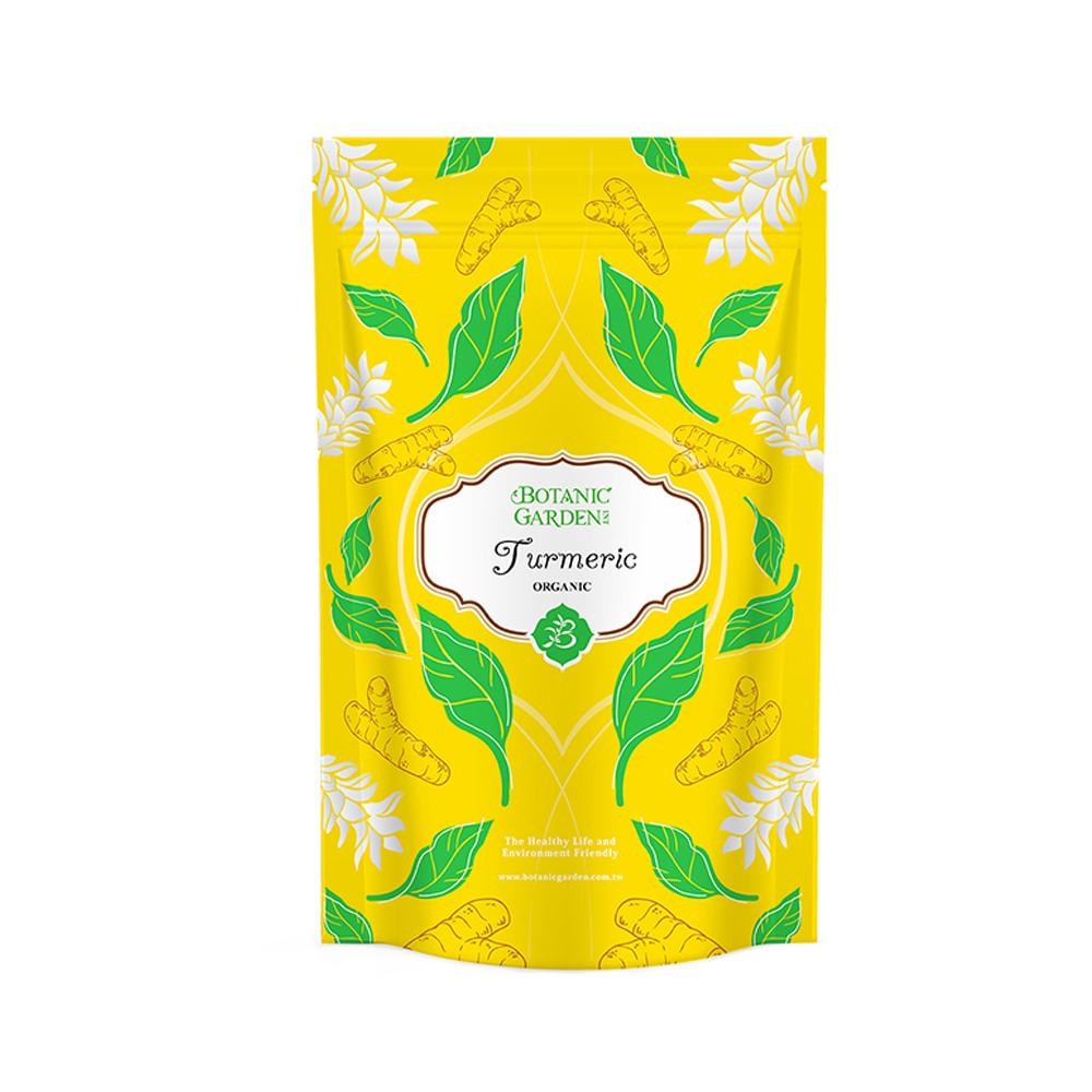 《寶草園》印度薑黃粉100g (100g/入)