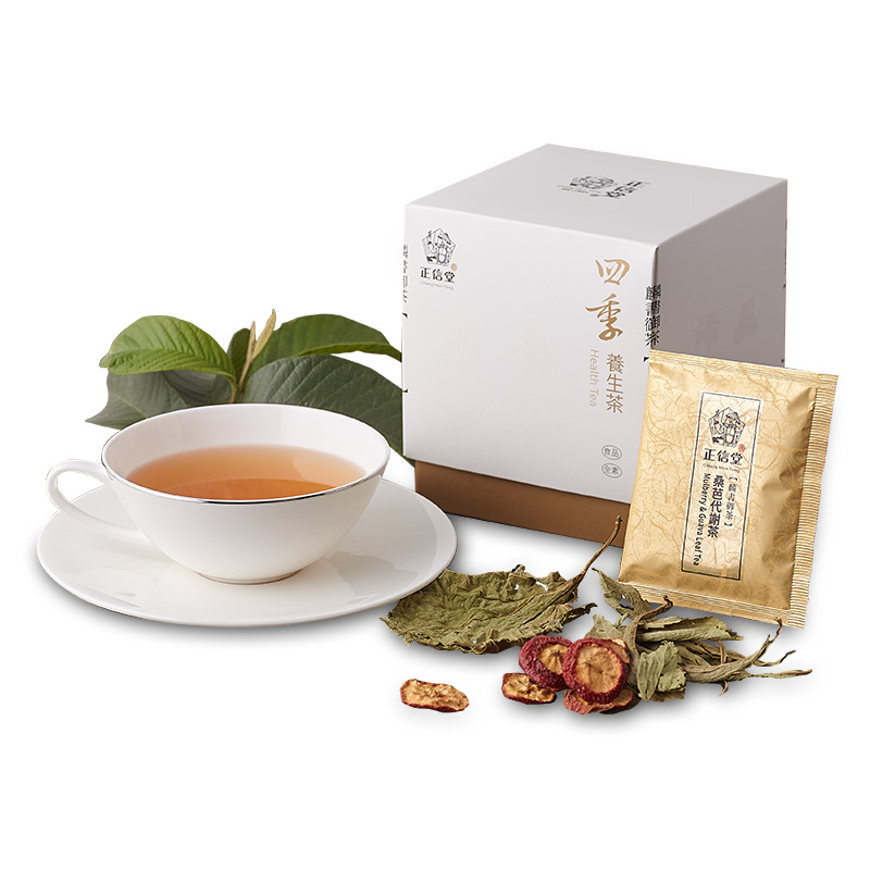 《正信堂》麟書御茶-四季養生茶-桑芭代謝茶 (10包/盒)