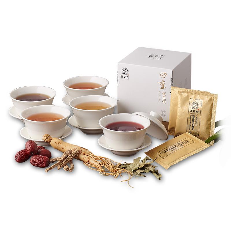 《正信堂》麟書御茶-四季綜合包 (10包/盒)