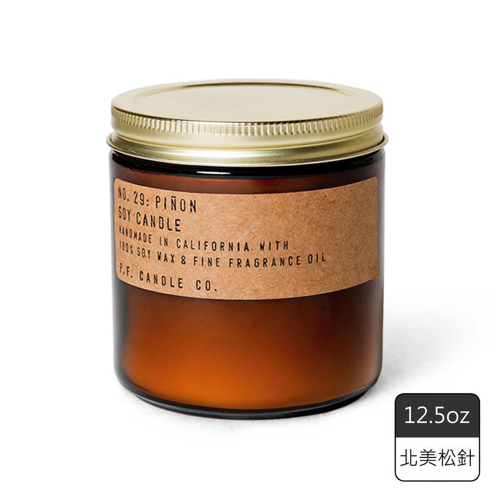 《P.F. Candles CO.》手工香氛蠟燭12.5oz北美松針(2入)