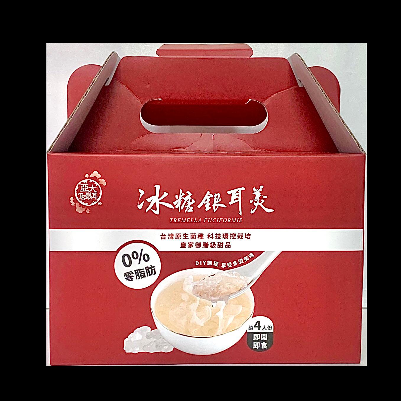 《亞大T8銀耳》亞大T8銀耳羹6入禮盒 (6罐/盒)