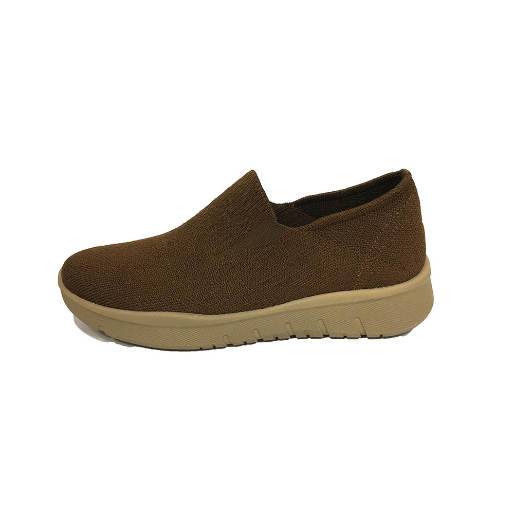 《WYPEX》師父懶人鞋 (深棕)