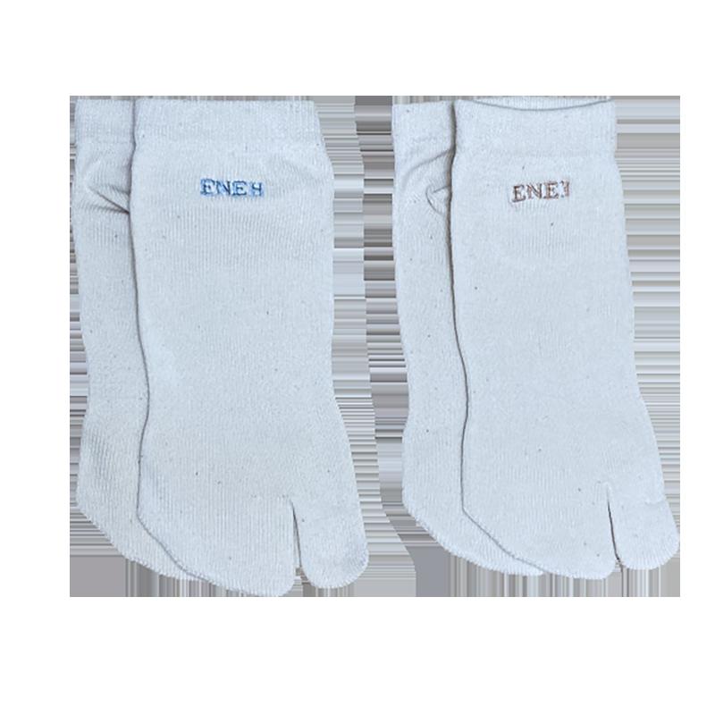 《怡然自得》二趾襪