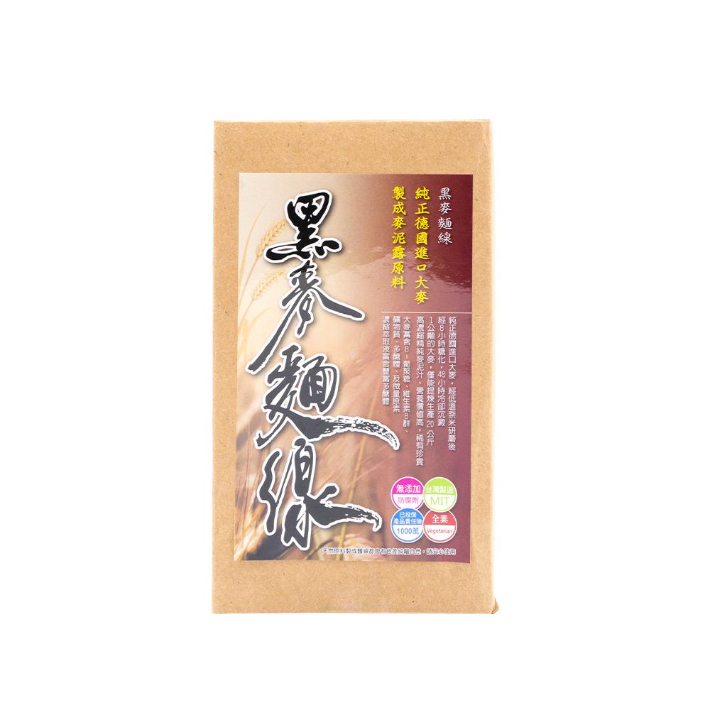 《台灣柔冠》黑麥麵線 (300g*2/盒)