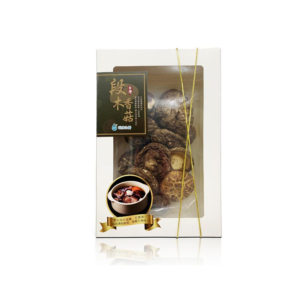 《瑞康生醫》純素-台灣(特級)段木香菇100g/1盒