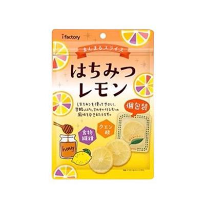 《瀾夏》ifactory 日本進口蜂蜜檸檬片 (1包)
