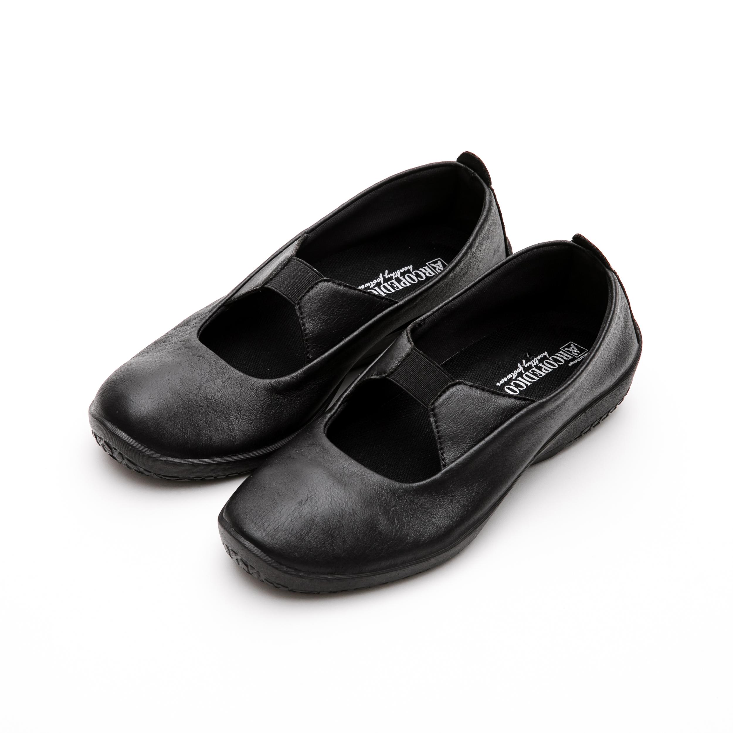 《雅客》經典萊卡淑女足弓鞋 (三色)