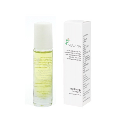 《Minbow Probiotics》SILVANA複方能量精油 (10ML)