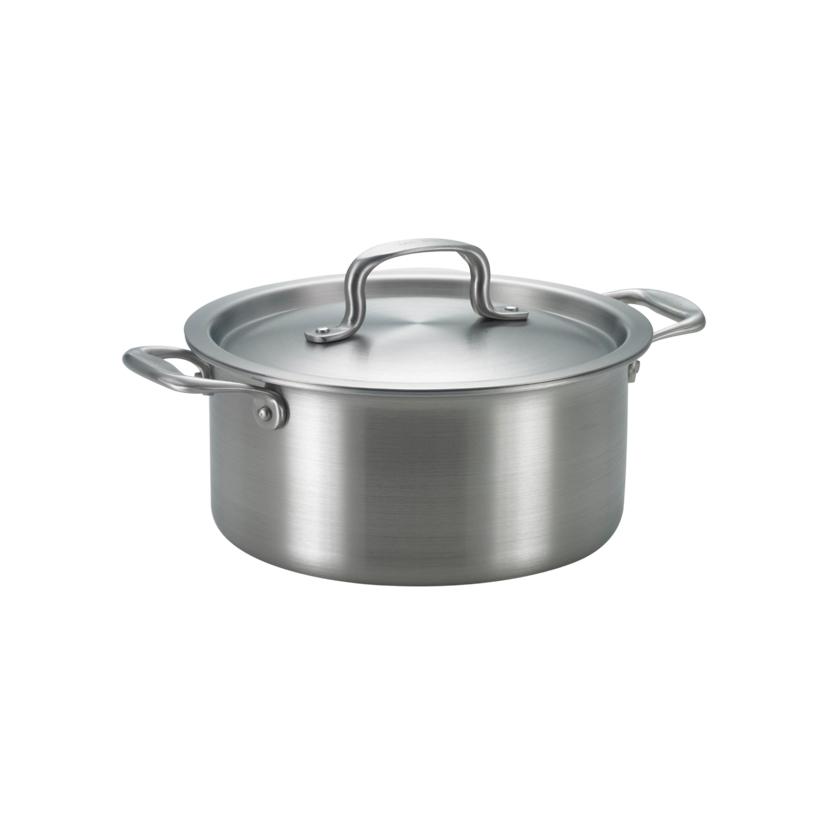《三葉鍋具》316頂級雙耳湯鍋 (20cm)
