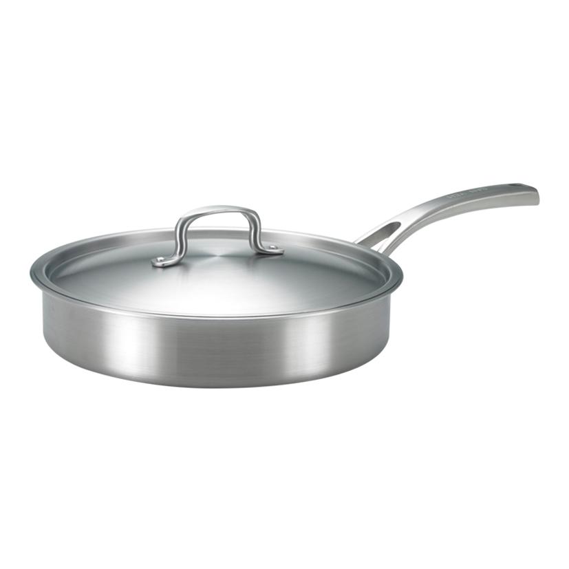 《三葉鍋具》316頂級平底鍋 (28cm)
