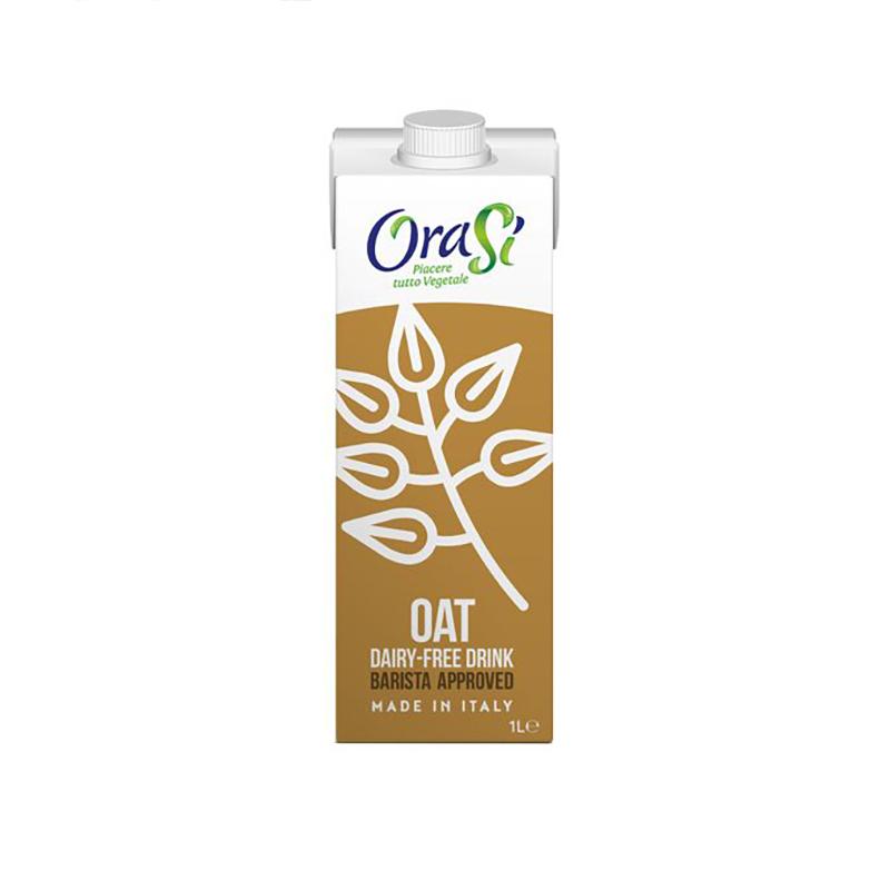 《OraSi 歐瑞仕》咖啡師燕麥奶 (1公升x 6入)
