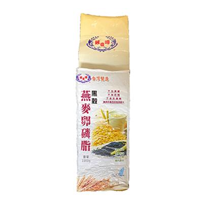 《好愛佳》醇濃燕麥卵磷脂-黑穀 (1000g/包),奶素,燕麥,大豆卵磷脂,無糖,健康