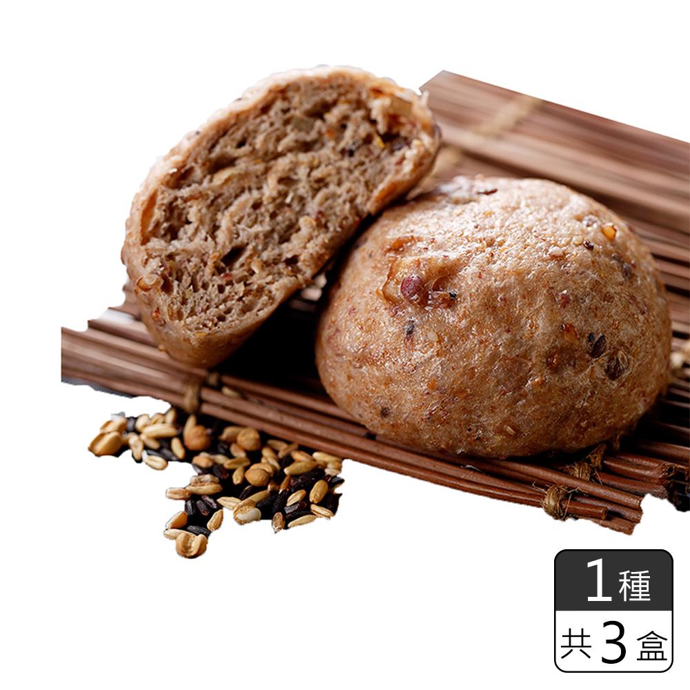 《和生御品》麥窩窩6入/盒 (3盒),,每一口都吃得到天然穀物,2021022305,《和生御品》麥窩窩6入/盒(3盒),MultiGranBun